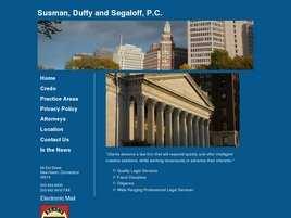 Susman, Duffy and Segaloff, P.C.