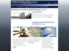Orrill and Beary, LLC