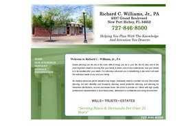 Richard C. Williams, Jr., P.A.
