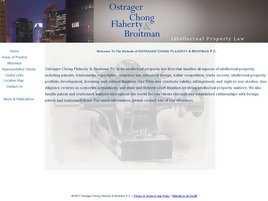 Ostrager Chong Flaherty and Broitman P.C.