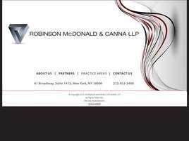 Robinson McDonald and Canna LLP