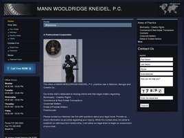 Mann Wooldridge Kneidel P.C.