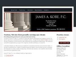 James A. Kobe, P.C.