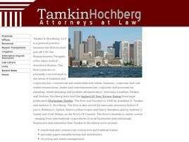 Tamkin and Hochberg, LLP