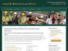 James B. Winston Law Office
