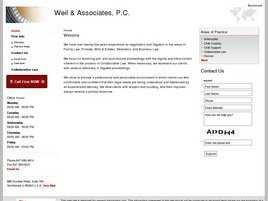 Weil and Associates, P.C.