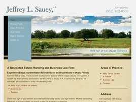 Jeffrey L. Sauey, P.A.