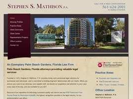 Mathison Whittles, LLP