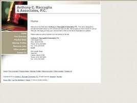 Anthony C. Raccuglia and Associates, P.C.