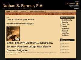 Nathan S. Farmer, P.A.